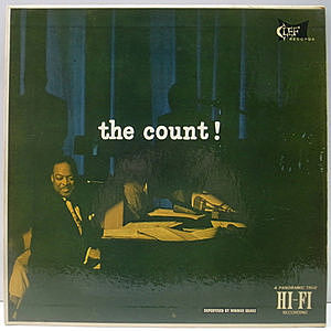 レコード画像:COUNT BASIE / The Count