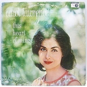 レコード画像:CAROL LAWRENCE / This Heart Of Mine