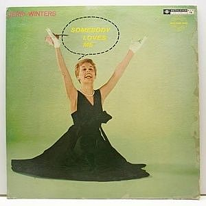 レコード画像:JERRI WINTERS / Somebody Loves Me