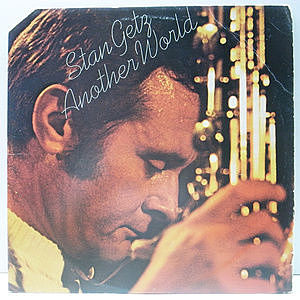 レコード画像:STAN GETZ / Another World
