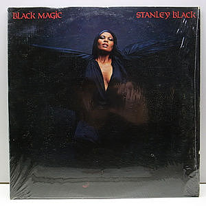 レコード画像:STANLY BLACK / Black Magic