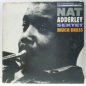 レコード画像:NAT ADDERLEY / Much Brass