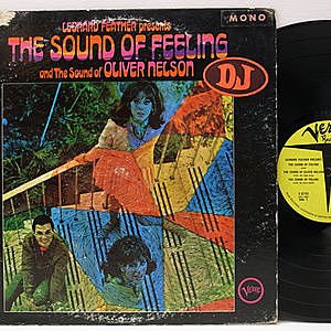 レコード画像:OLIVER NELSON / The Sound Of Feeling