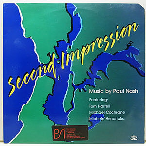 レコード画像:PAUL NASH / Second Impression
