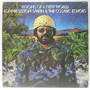 レコード画像:LONNIE LISTON SMITH / Visions Of A New World