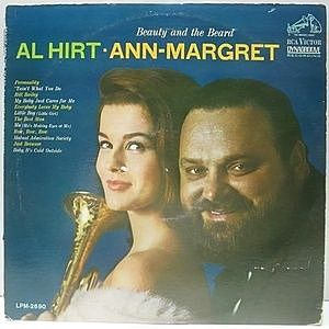 レコード画像:ANN MARGRET / AL HIRT / Beauty And The Beard