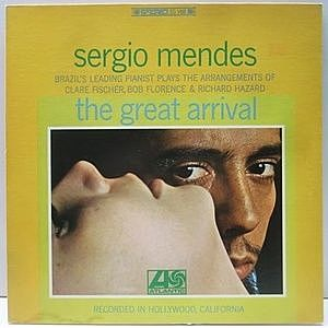 レコード画像:SERGIO MENDES / Great Arrival