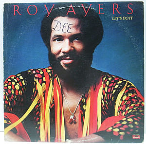 レコード画像:ROY AYERS / Let's Do It