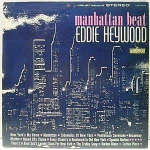 レコード画像:EDDIE HEYWOOD / Manhattan Beat