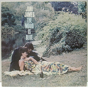 レコード画像:JONI JAMES / The Mood Is Blue