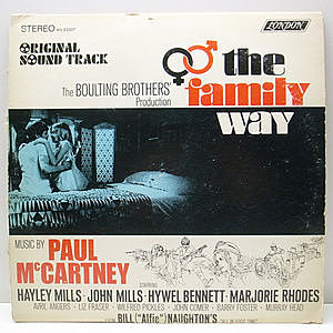 レコード画像:PAUL McCARTNEY / Family Way