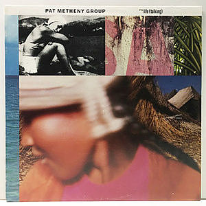 レコード画像:PAT METHENY / Still Life