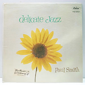 レコード画像:PAUL SMITH / Delicate Jazz