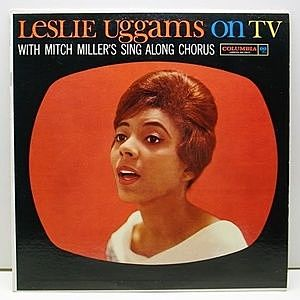レコード画像:LESLIE UGGAMS / On TV