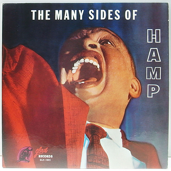 レコードメイン画像:美品 オリジナル Glad MONO両溝 LIONEL HAMPTON The Many Sides Of Hamp / TOMMY FLANAGAN, KENNY BURRELL 他