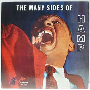 レコード画像:LIONEL HAMPTON / The Many Sides Of Hamp