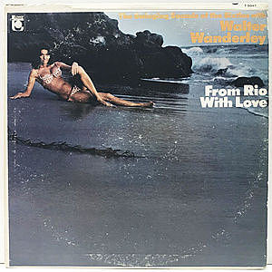 レコード画像:WALTER WANDERLEY / From Rio With Love