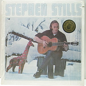 レコード画像:STEPHEN STILLS / Same