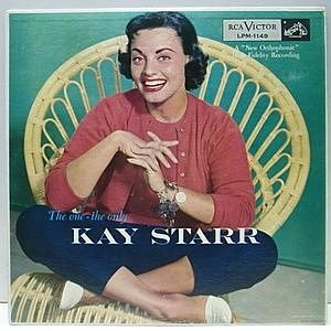 レコード画像:KAY STARR / The One, The Only