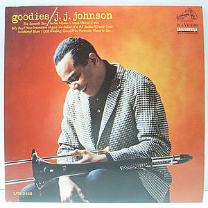 レコード画像:J.J. JOHNSON / Goodies