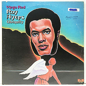 レコード画像:ROY AYERS / Virgo Red