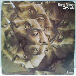 レコード画像:SAM RIVERS / Crystals