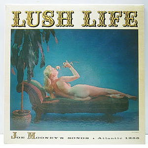 レコード画像:JOE MOONEY / Lush Life