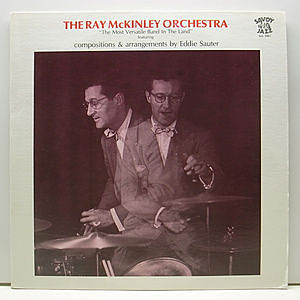 レコード画像:RAY MCKINLEY / The Most Veersatile Band In The Land
