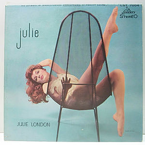 レコード画像:JULIE LONDON / Julie