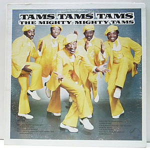 レコード画像:TAMS / The Mighty Mighty Tams