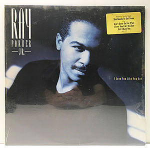 レコード画像:RAY PARKER JR. / I Love You Like You Are