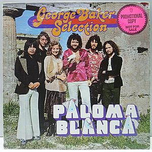 レコード画像:GEORGE BAKER SELECTION / Paloma Blanca