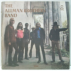 レコード画像:ALLMAN BROTHERS BAND / Same
