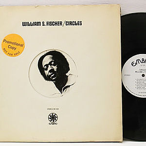 レコード画像:WILLIAMS S. FISCHER / Circles