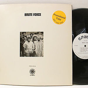 レコード画像:BRUTE FORCE / Same