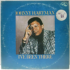 レコード画像:JOHNNY HARTMAN / I've Been There