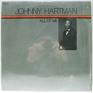レコード画像:JOHNNY HARTMAN / All Of Me