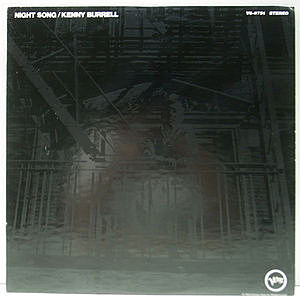 レコード画像:KENNY BURRELL / Night Song