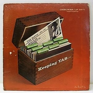レコード画像:TAB SMITH / Keeping Tab