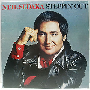 レコード画像:NEIL SEDAKA / Steppin' Out