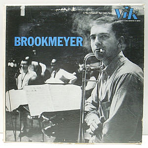レコード画像:BOB BROOKMEYER / Brookmeyer