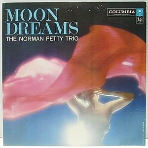 レコード画像:NORMAN PETTY / Moon Dreams