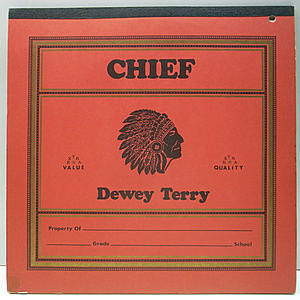 レコード画像:DEWEY TERRY / Chief