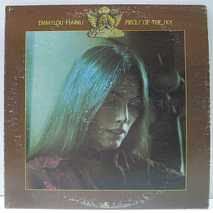レコード画像:EMMYLOU HARRIS / Pieces Of The Sky