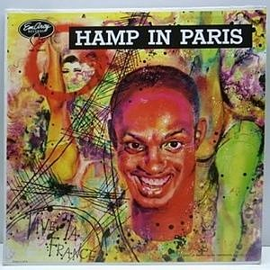 レコード画像:LIONEL HAMPTON / Hamp In Paris