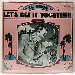 レコード画像:EL COCO / Let's Get It Together
