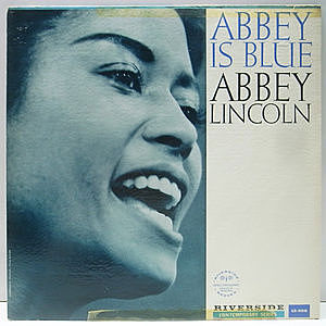 レコード画像:ABBEY LINCOLN / Abbey Is Blue