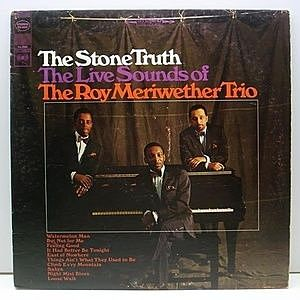 レコード画像:ROY MERIWETHER / The Stones Truth