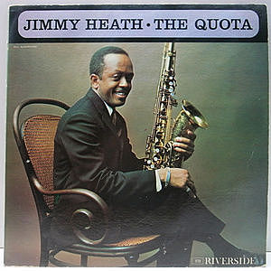 レコード画像:JIMMY HEATH / The Quota