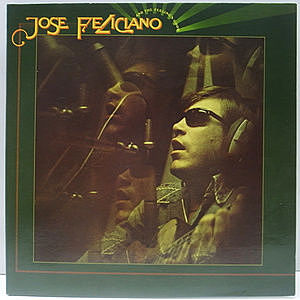 レコード画像:JOSE FELICIANO / And The Feeling's Good